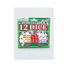 72 of Vegas style dice