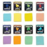48 of Galaxy Glow Kneaded Eraser