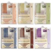 48 of Shower curtain Assorted Light Color