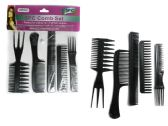 144 of 5pc Assorted Combs Set