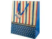 72 of Large Stars & Stripes Gift Bag