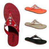 40 of Women's Rhinestone Glitter Sandals