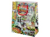 72 of Large Colorful Word Bubble Gift Bag