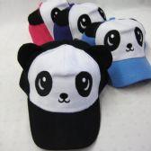 36 of Kid's Panda With Ears Baseball Cap