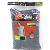 48 of Hanes Men's Tag-less Comfort Soft Pocket T-Shirt 4-Pack
