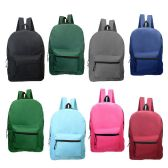 24 of Arctic Star Kid's Backpacks in 8 Assorted Colors