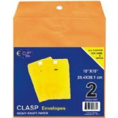 "48 of Clasp Envelopes - 10"" x 15"" - 2 count"