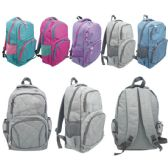 """12 of 17"""" backpack Assorted Color"""