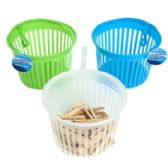36 of Clothespin Basket with Hanging Hook