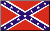 12 of 3' x 5' polyester Confederate Flag, Rebel Flag with grommets