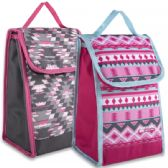 24 of Girls Insulated Lunch Sack