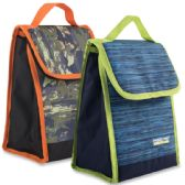 24 of Boys Insulated Lunch Sack