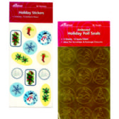 48 of Christmas Gift Stickers - 36 pack