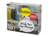 12 of Mini Bubble Light Box Message Board with Markers