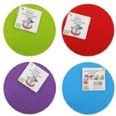 96 of Silicone Placemat & Holder Round