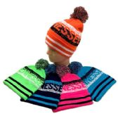 24 of Tennessee Pom Pom Knit Hat