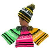 24 of Green Bay Pom Pom Knit Hat