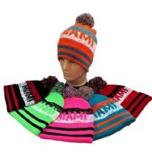 24 of Miami Pom Pom Knit Hat