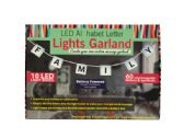 6 of LED Alphabet Letter Lights Garland