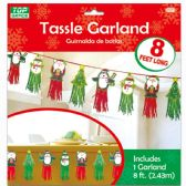 96 of Xmas Tassel Garland