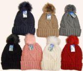 36 of Ski Hat With Pom Pom And Lining