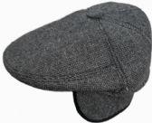 36 of Plaid Men Cap With Button
