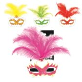 120 of Feather Masquerade mask