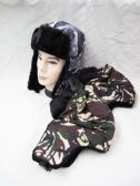 36 of Winter Camo Print Pilot Hat