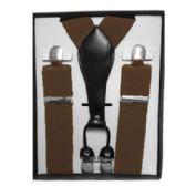 12 of Solid Brown Suspenders