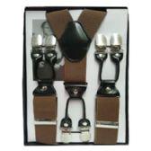 12 of Solid Suspenders Brown