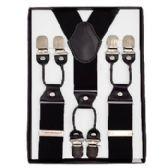 12 of Solid Suspenders Black
