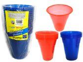 24 of 15pc Plastic Tumbler Cups