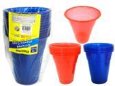 24 of 12pc Plastic Tumbler Cups