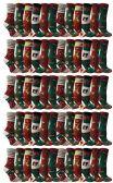 60 of Christmas Printed Socks, Fun Colorful Festive, Crew, Sock Size 9-11