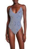 Yacht & Smith Missy Womens Swimsuit, Fashion One Piece Bathing Suit Tank (Beach, Medium)