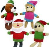 48 of Plush Colorful Christmas Assortments