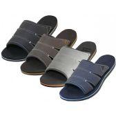 36 of Men's Soft Insole Slide Sandals