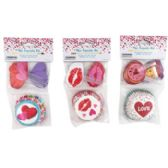 48 of Baking Cup Kit Valentine