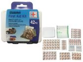 144 of 42pc First Aid Kit