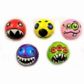 24 of FUNNY FACE SQUEEZE STRESS BALL