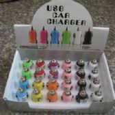 24 of CAR CHARGER USB ADAPTER