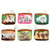 48 of DOGS PRINTED COIN PURSE
