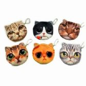 48 of CAT FACE COIN PURSE
