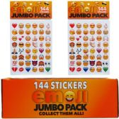 48 of EMOJI STICKERS