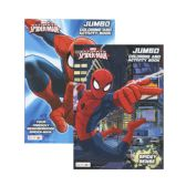 36 of ULTIMATE SPIDERMAN Jumbo Coloring & Activity Book