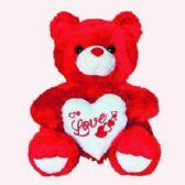 24 of JUMBO RED BEAR