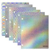 96 of BAZIC Holographic 2-Pockets Portfolios