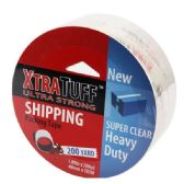 24 of Xtratuff 200 Yard Clear Packing Tape
