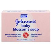 480 of Johnson's Blossom Bar Soap Shipped By Pallet