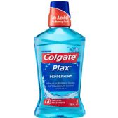 240 of Colgate Plax Peppermint Mouthwash Shipped by Pallet
